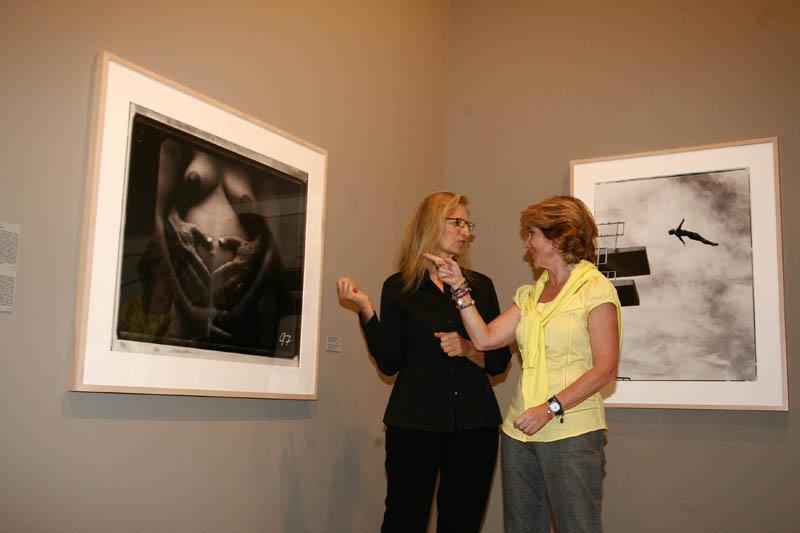 Exposición de la obra fotográfica de Annie Leibovitz