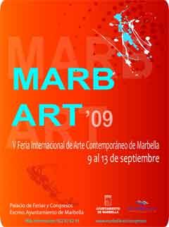Marbella acoge la quinta edición del festival de arte contemporáneo 'Marb Art'