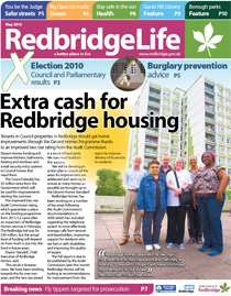 Redbridge Life, May edition