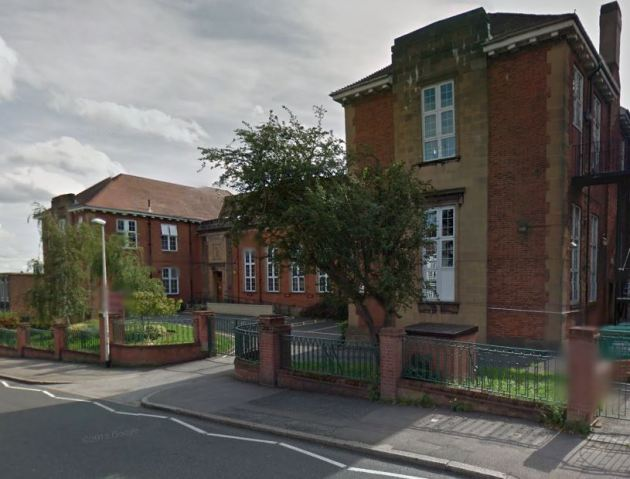 Wanstead High School (Google Streetview)