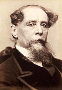 Charles Dickens (Wikimedia, public domain)