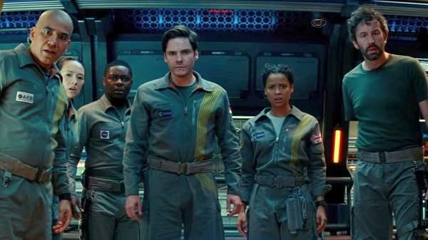 De cast van The Cloverfield Paradox op Netflix België
