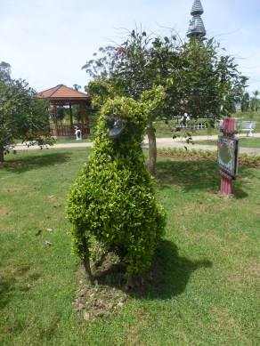 Weird and Creepy Topiary