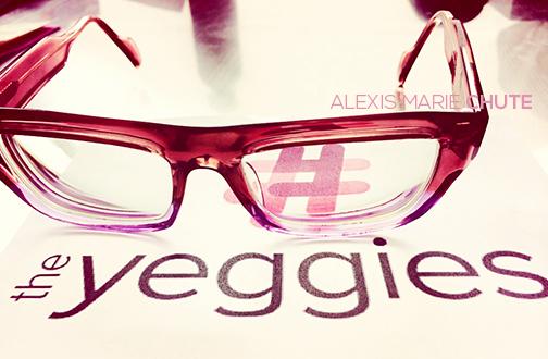 Yeggies photo copyright Alexis Marie Chute WRITE BLOG glasses