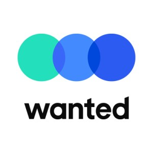 wanted ロゴ画像
