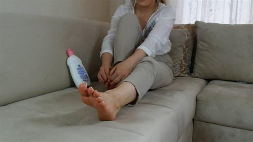 creaming soles