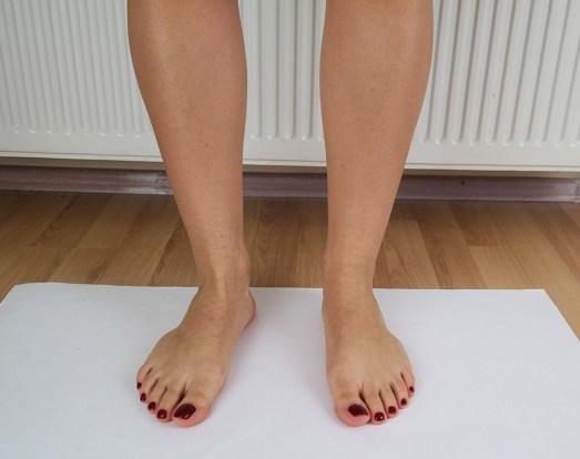 Tiffany Y Foot Model