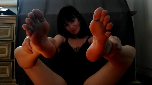 sexy dirty soles