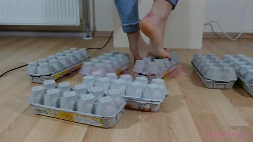 Crystal Barefoot Cardboard Crush