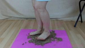 Amber Barefoot Wafers Crush