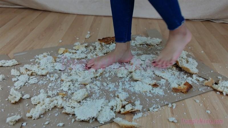 Megan Barefoot Huge Bread Crush