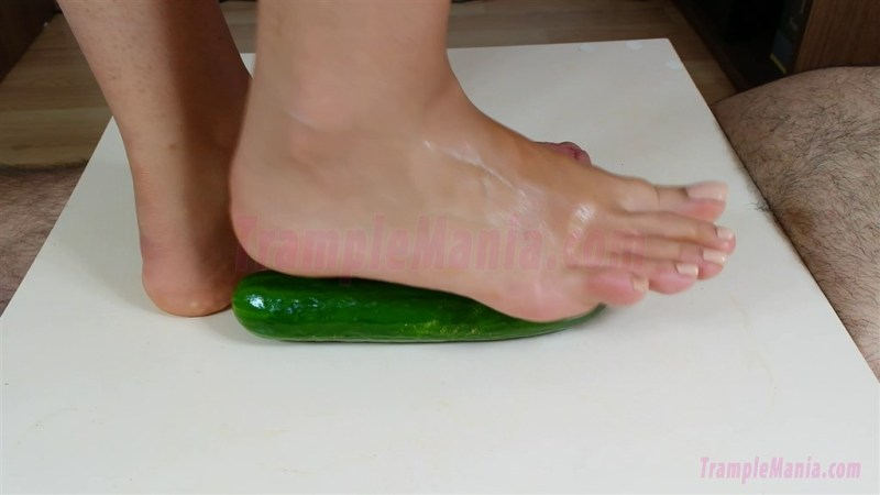 Cucumber vs Your Cock