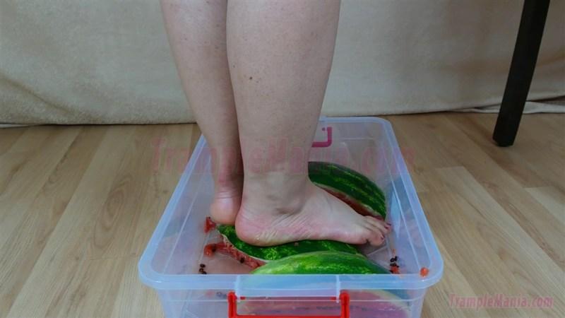 Elisa's Barefoot Watermelon Crush