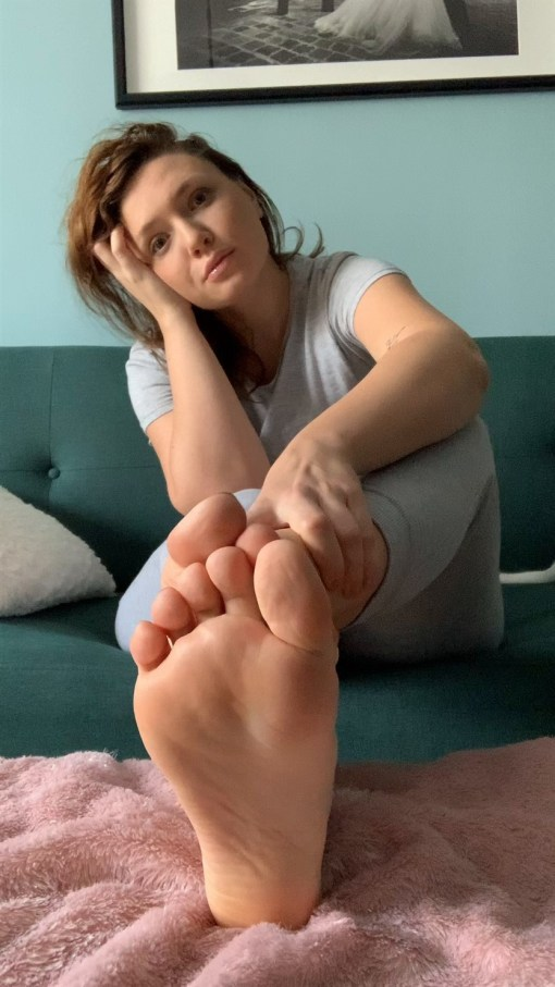 ROSES SEXY PINK SOLES