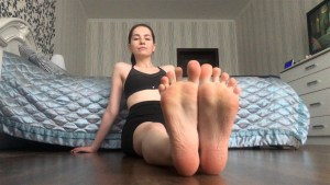 Russian Girls Perfect Feet and Soles