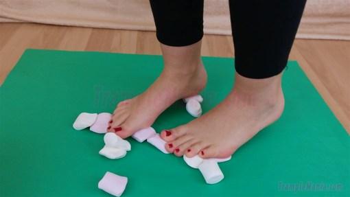 Caroline Barefoot Marshmallow Crush