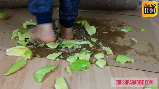 Crystal's Barefoot Squash Crush