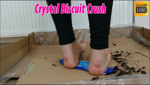 Crystal Barefoot Biscuit Crush