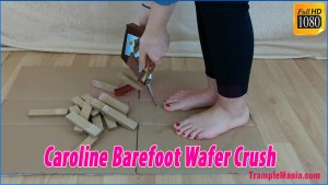Caroline Barefoot Wafer Crush