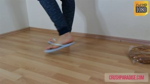 Crystal's FlipFlop & Barefoot Stale Bread Crush