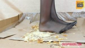 Crystal's Cake Crush in Stocking