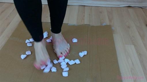 Emma Barefoot Marshmallow Crush