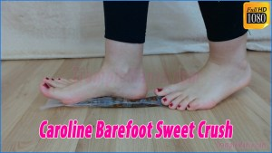 Caroline Barefoot Sweet Crush