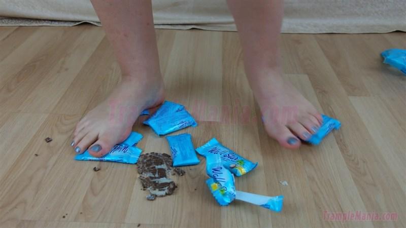 Rachel Barefoot Chocolate Crush