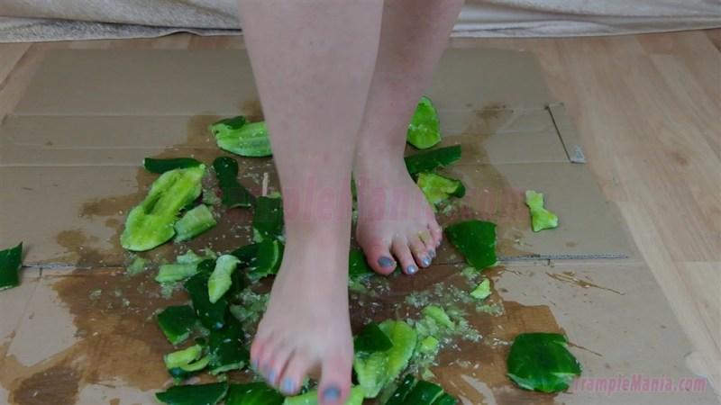 All Cucumber Crushing Videos -Bundle