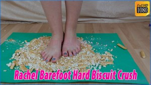 Rachel Barefoot Hard Biscuit Crush