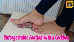 3 Full HD Footjobs Video Clips Bundle
