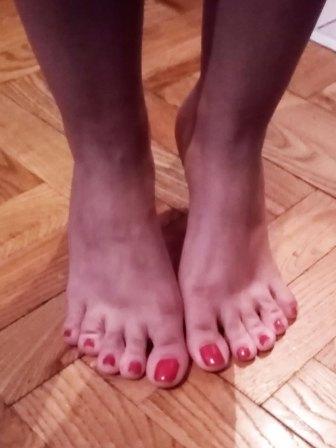 Maya Foot Model