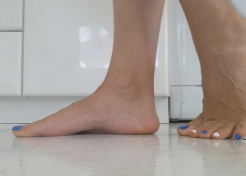Teri foot model