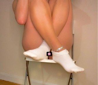 olivia foot model