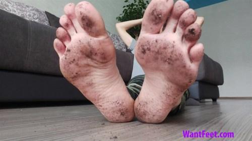 Clean My Dirty Feet