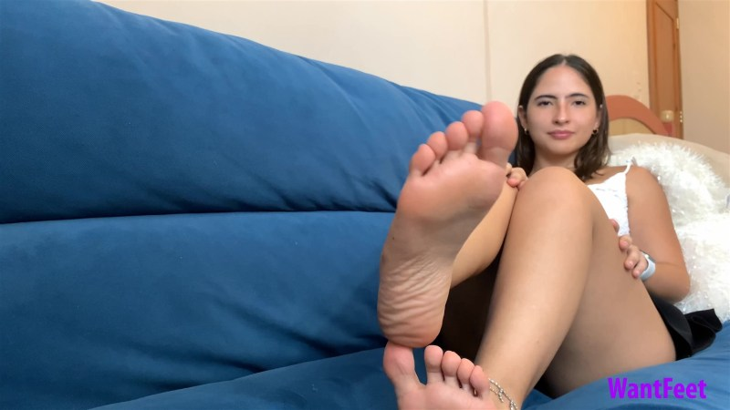 Foot Fetish Session