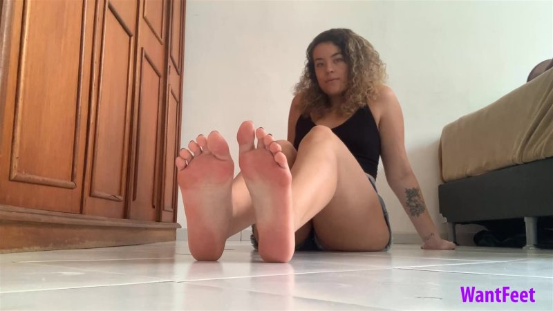 Sexy Brazilian Feet