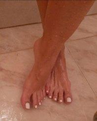darla foot model