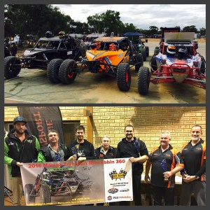 2016 Marsue Transport Bencubbin 360 Winners