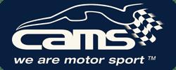 CAMS We Are Motorsport logo