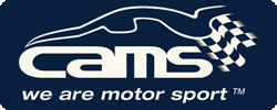 CAMS We Are Motorsport logo