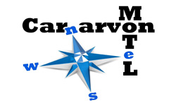 Carnarvon Motel logo