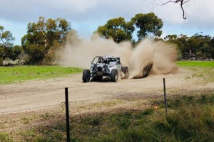 2017 WAORRA Club and Buggy Champion - Harleigh Uren - One Speed Off Road Racing