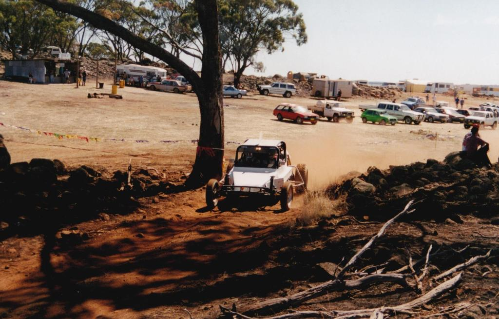 Brookton King of the Hill year unknown