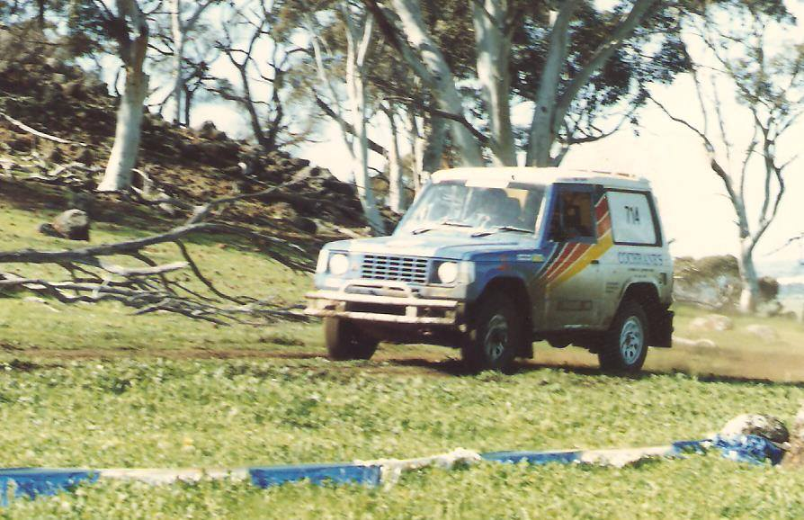 Cochranes Racing - Brookton King of the Hill 1991
