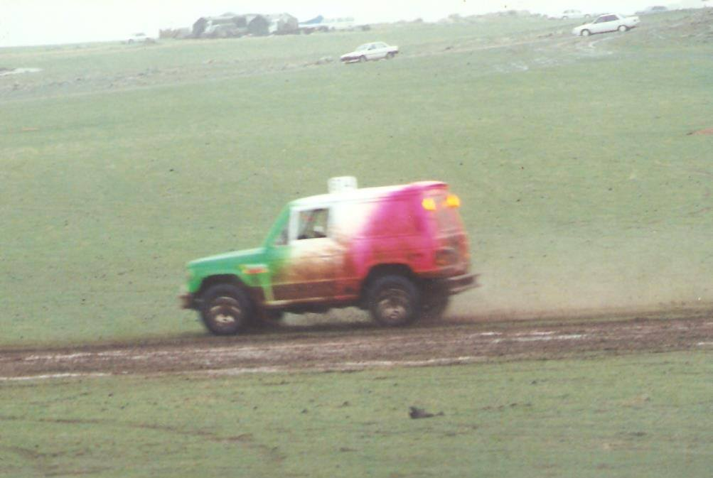 Cochranes Racing - Brookton King of the Hill 1993
