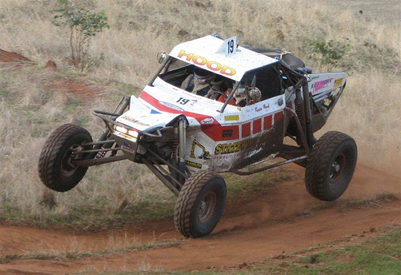 Hood and Howe - Brookton King of the Hill 2007