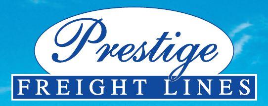 Prestige Freight Lines Logo