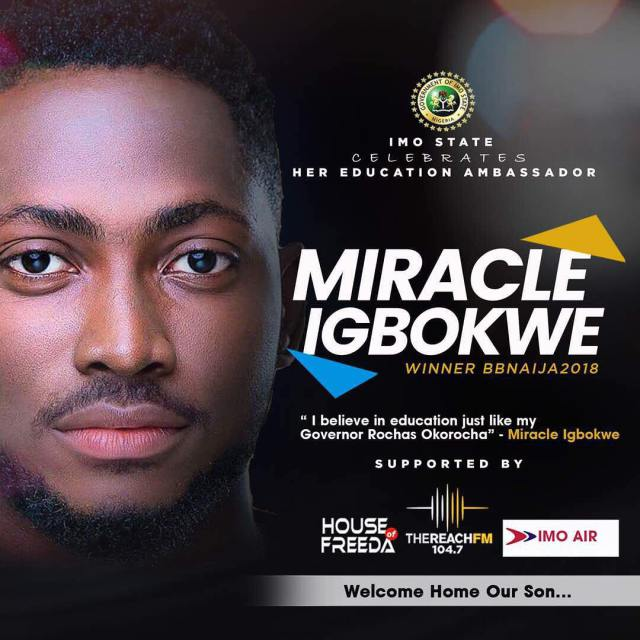 miracle - education ambassador