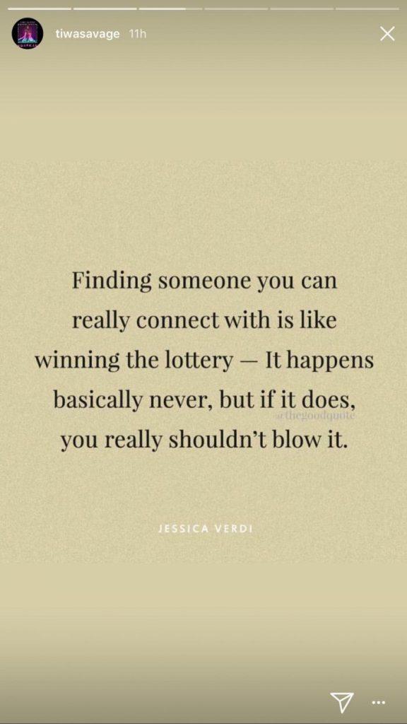 Tiwa Savage quote